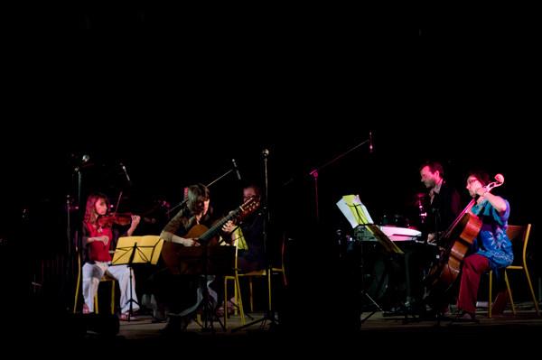 2010 - Concerto de Vivaldi au Parc Giono, Orchestre de Chambre des professeurs de l'EMMADPM
