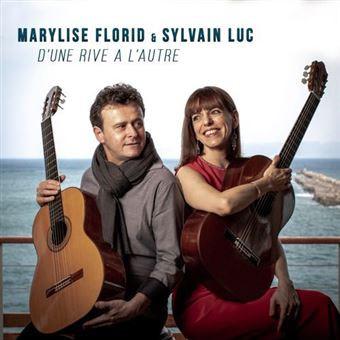 """2019 - Album D'une Rive à l'Autre avec Sylvain LUC"""""""