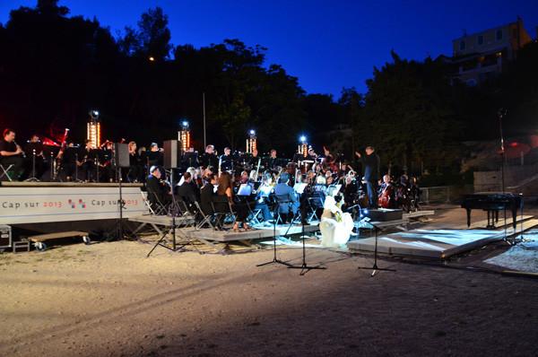 2011 - Concerto d'Aranjuez au Théâtre Silvain à Marseille avec l'OPP dirigé par Michel CAMATTE