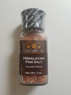 Himalayan Pink Sea Salt w/Spoon