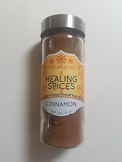 Cinnamon Healing Spices
