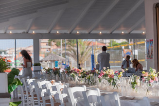 Svatební hostina Malibu