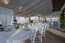 Bar a restaurace Malibu