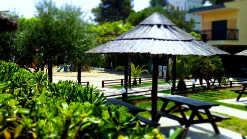Zahrada Malibu