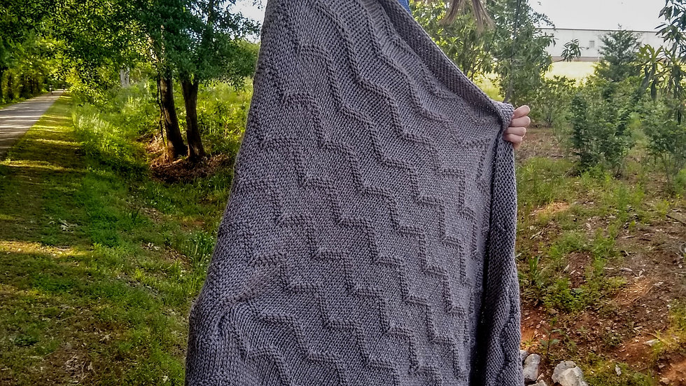 Follow Your Path Blanket