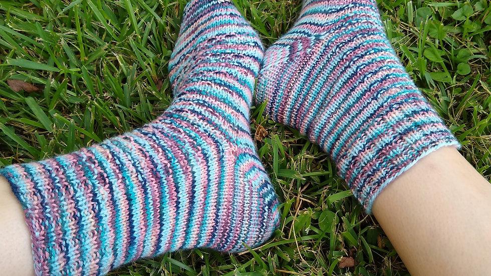 Movie Night Socks