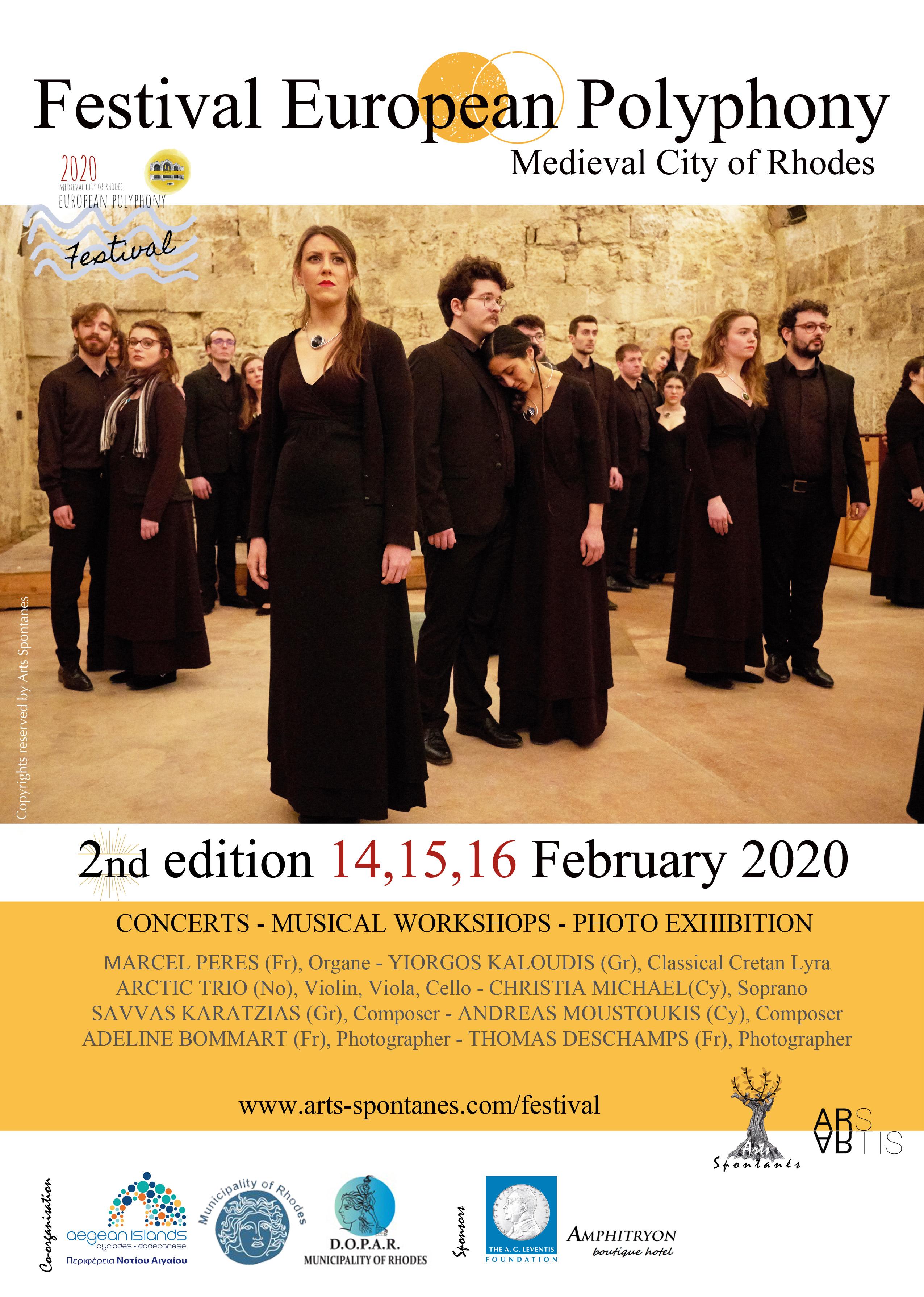 Festival European Polyphonty