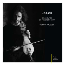 BACH KALOUDIS COVER
