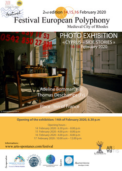 Photo exhibition Cyprus Side Stories
