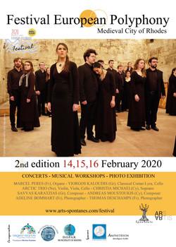 Festival « European Polyphony » Gr