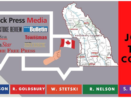 RECORDING: Revelstoke Review All Candidates Forum