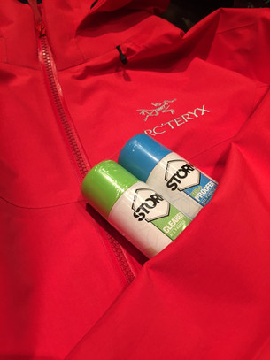 GORE-TEXウェアを洗いましょう!!キャンペーン
