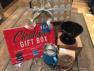 BICYCLE COFFEE  CHRISTMAS GIFT BOX