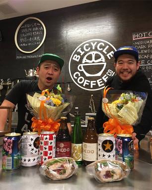 BICYCLE COFFEE TOKYO TORANOMON