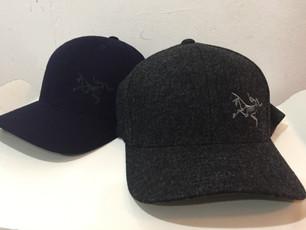 秋冬仕様にチェンジ!! WOOL BALL CAP