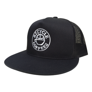 BICYCLE COFFEE LOGO CAP