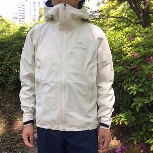 雨にもマケズ。~Beta SL Jacket~