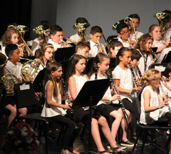District Beg Band Orch Concert (25)