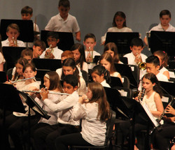 District Beg Band Orch Concert (23)