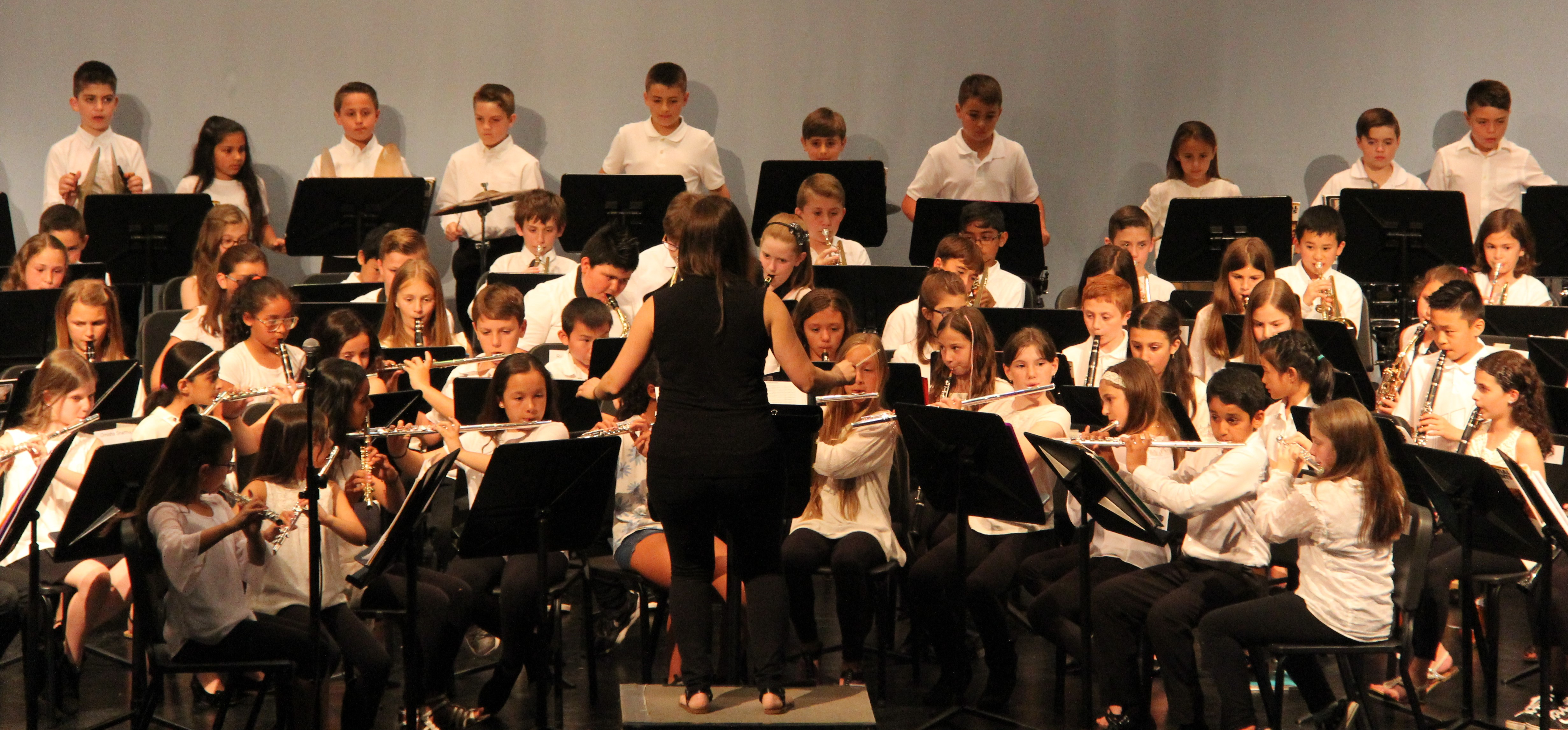 District Beg Band Orch Concert (22)