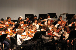District Beg Band Orch Concert (8)