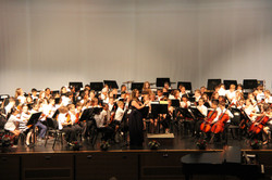 District Beg Band Orch Concert (5)