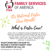 National Foster Care Month!
