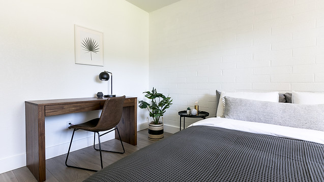 We hook you up with Airbnb and Co.