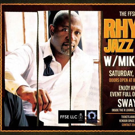 Mike Phillips @ Rhythm Jazz & Vibes