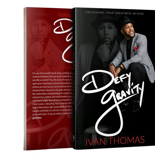 Defy Gravity: Unleashing Your Greatness Within