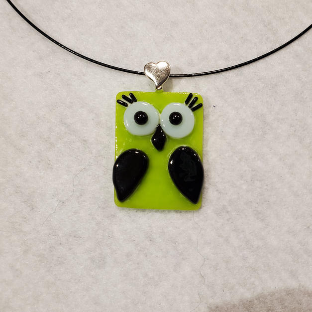 Pendant Owl