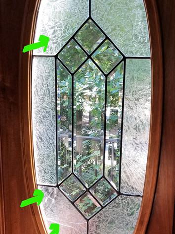 Oval Door Repair
