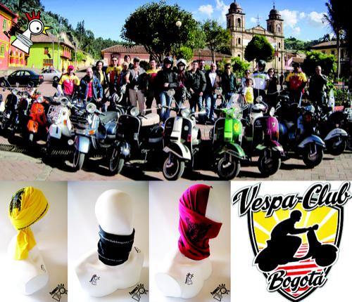 Vespa Club Bogotá