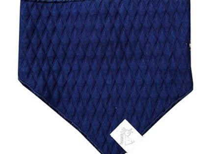 Pañoleta +Cotas M/L Azul