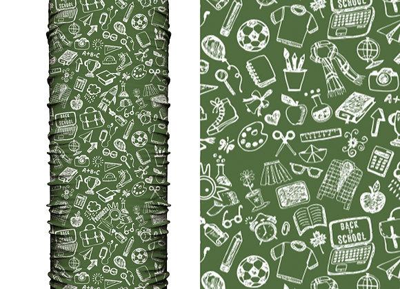 MINI Microfibra Cole Verde