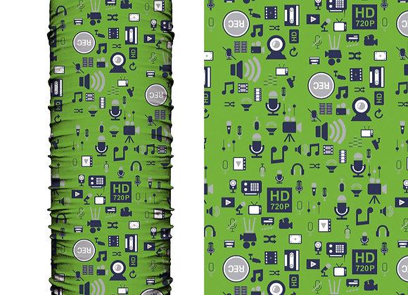 Microfibra Rec Verde