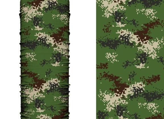 Microfibra Pix Verde