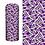 Thumbnail: Microfibra Nombre Morado