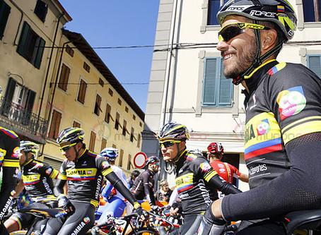 El Team Colombia-Coldeportes pone fin a su presencia en el ciclismo mundial por falta de fondos