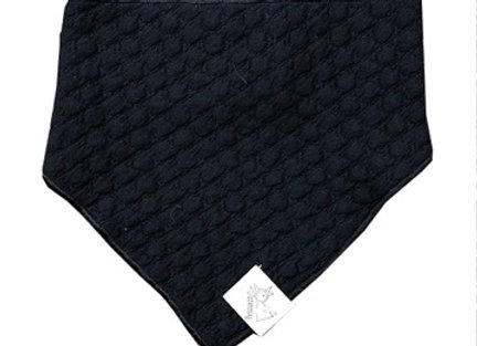 Pañoleta +Cotas Mini Negro