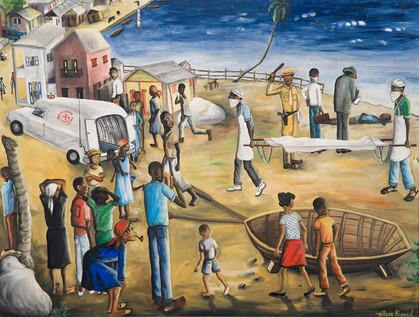 The Drowned (Le Noyé), 1982.