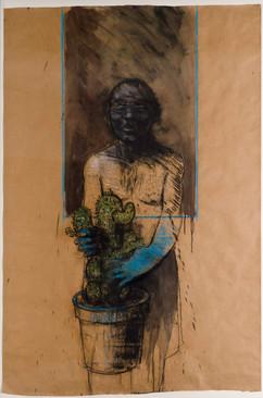 Ofrenda de cactus, 2009.