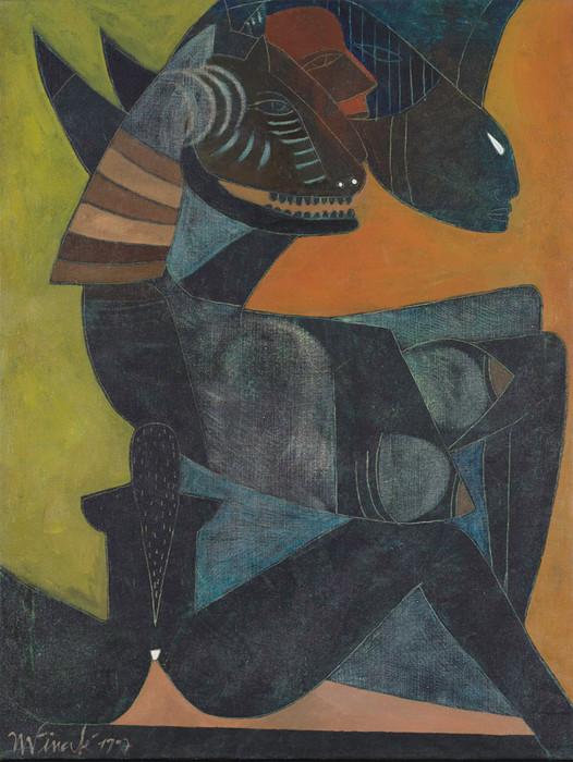 Bestia de amor, 1997.