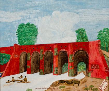 Centenaire du Pont du Haut-du-Cap, 1947.