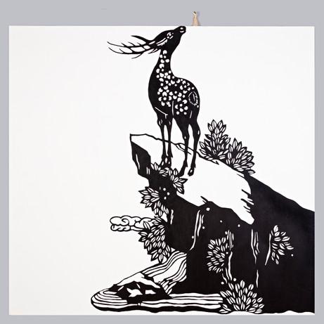 Deer/Dear, 2004.
