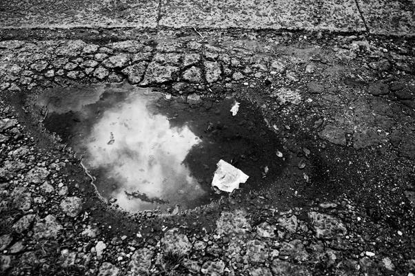 Nube en el asfalto, 2012-2015.