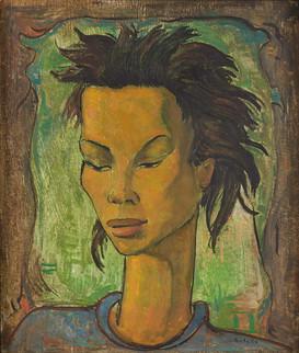 La haitiana, 1994.