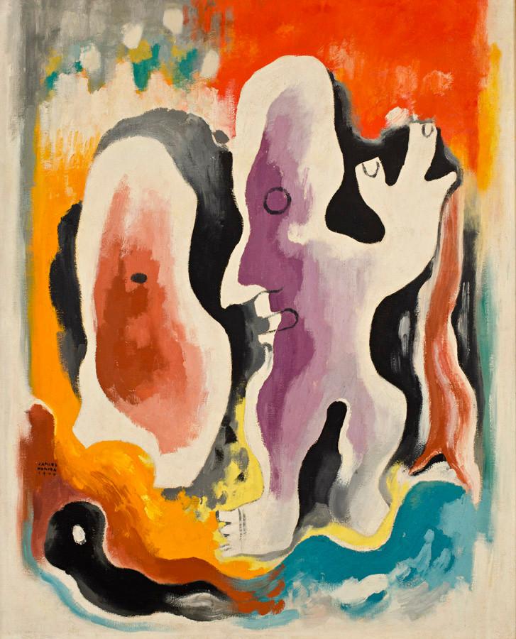 El oráculo, 1944.
