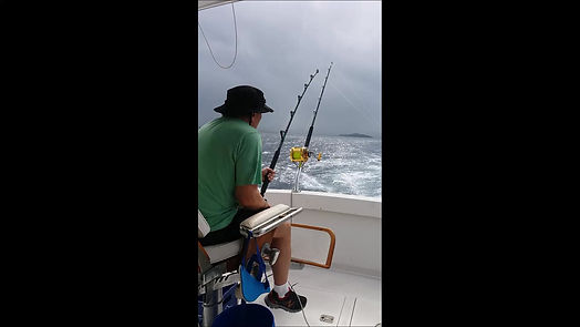 Fishing in St. Lucia