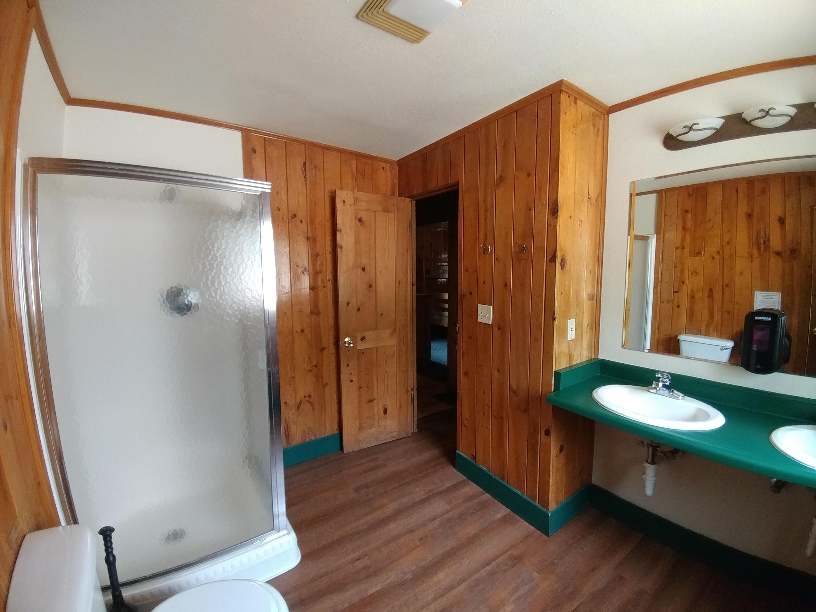 Aspen Restroom
